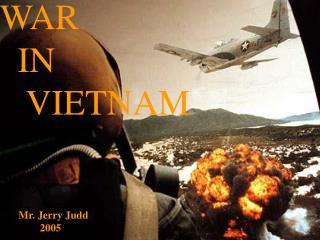 WAR   IN    VIETNAM