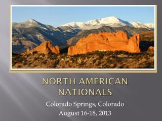 North American Nationals