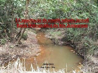 I Capacitação do comitê  infanto  juvenil  Bacia  H idrográfica do Rio  Jeniparana