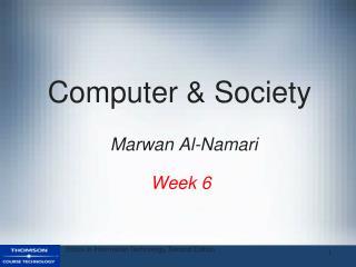 Computer & Society