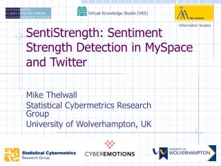 SentiStrength: Sentiment Strength Detection in MySpace and Twitter