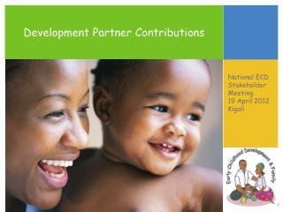Development Partner Contributions