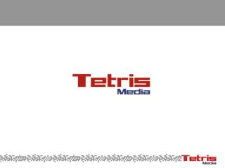 Tetris Network �  China & Taiwan