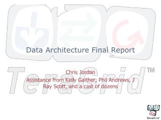 Data Architecture Final Report