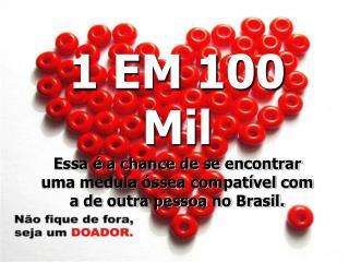 1 EM 100  Mil