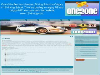 121driving.com