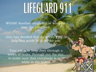 LIFEGUARD 911