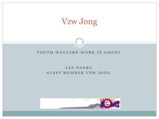 Vzw Jong