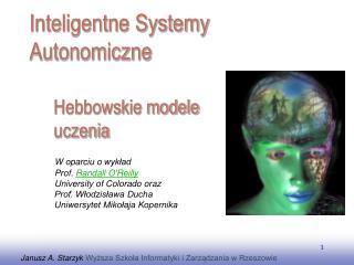 Hebbowskie modele uczenia