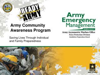 Army Community Awareness Program