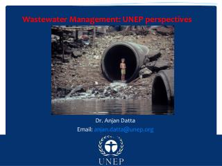 Wastewater Management: UNEP perspectives