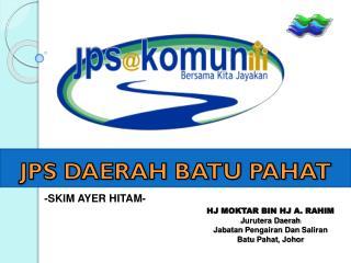 JPS DAERAH BATU PAHAT