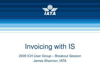 Invoicing with IS