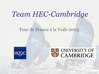 Team HEC-Cambridge