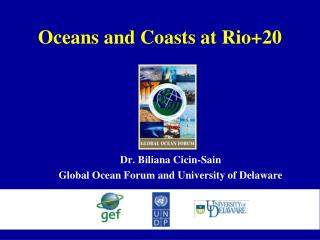 Oceans and Coasts at Rio+20
