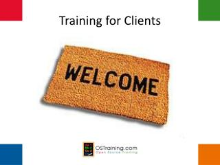 Training for Clients