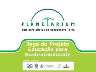 Jogo do Projeto Educação para Sustentabilidade