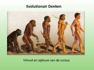Evolutionair D enken