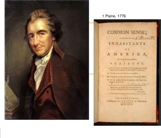 T.  Paine, 1776