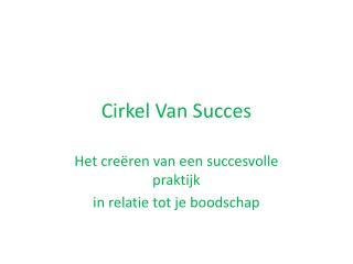 Cirkel Van Succes