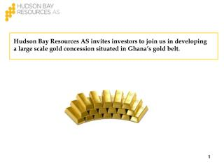 Hudson Bay Resources AS invites investors to join us in developing