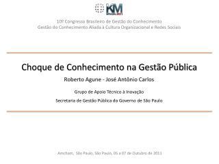 10º Congresso Brasileiro de Gestão do Conhecimento