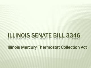 Illinois Senate Bill 3346