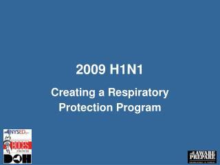 2009 H1N1