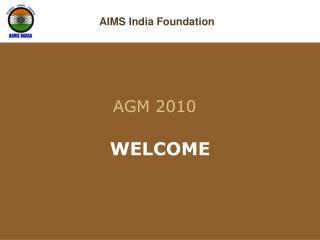 AGM 2010