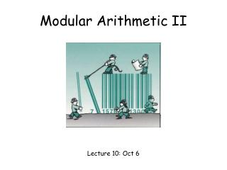 Modular Arithmetic II