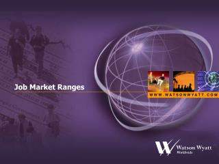 Job Market Ranges