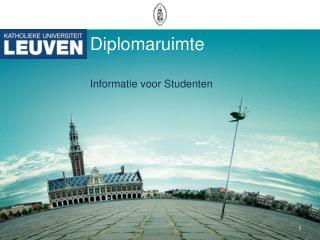 Diplomaruimte