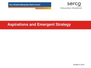 Aspirations and Emergent Strategy