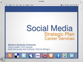 Strategic Plan  Career Services