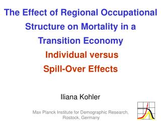 The Effect of Regional Occupational Structure on Mortality in a Transition Economy