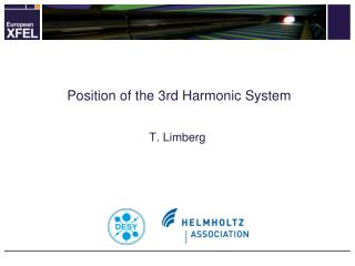 Position of the 3rd Harmonic System