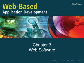 Chapter 3 Web Software