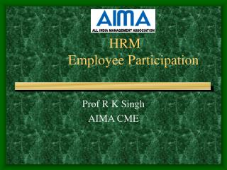 HRM Employee Participation