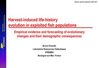 Harvest-induced life-history evolution in exploited fish populations
