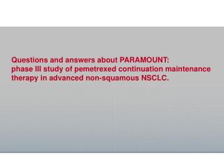 All questions at a glance: please click on question to review
