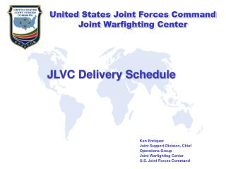United States Joint Forces Command Joint Warfighting Center