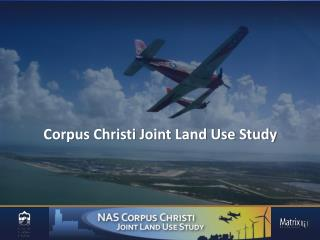 Corpus Christi Joint Land Use Study