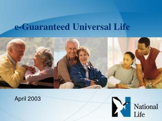 e-Guaranteed Universal Life