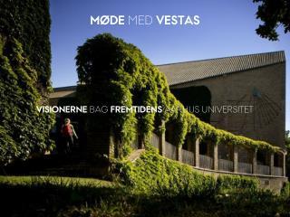 M�DE  MED  VESTAS