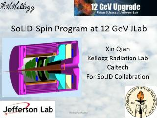 SoLID-Spin Program at 12 GeV JLab
