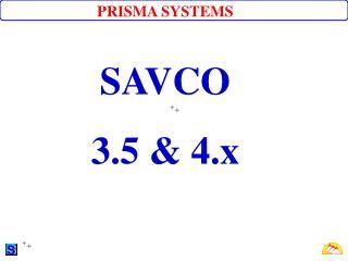 PRISMA SYSTEMS