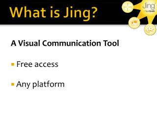 What is Jing?