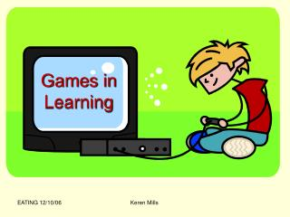 Games in Learning