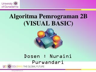 Algoritma Pemrograman 2B (VISUAL BASIC)