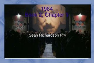 1984 Book 2, Chapter 3